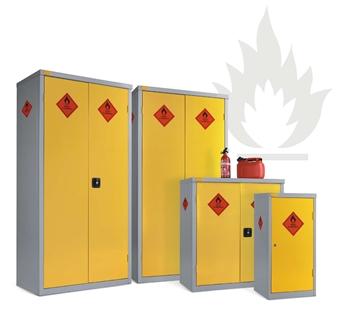 Hazardous Cabinets thumbnail