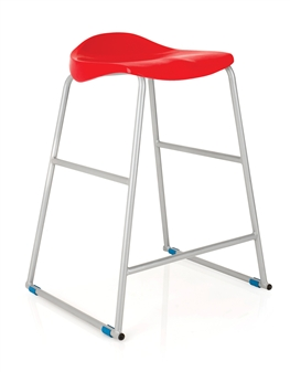 Titan Stool - Red thumbnail