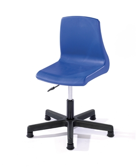 NP Height Adjustable Chair - Gas Lift thumbnail