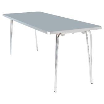 Economy Folding Table Grey thumbnail