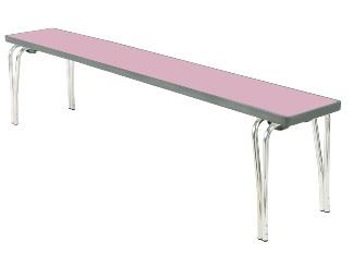 Premier Stacking Bench - GP65 Lilac thumbnail