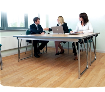 Vantage Folding Table - In Learning Environments