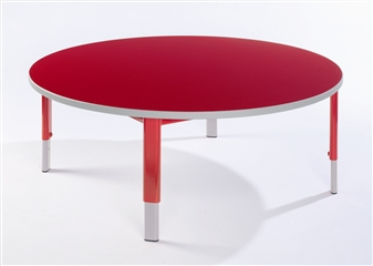 Start Right Adjustable Table - Circular