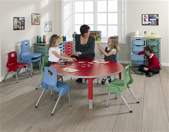 Start Right Adjustable Tables