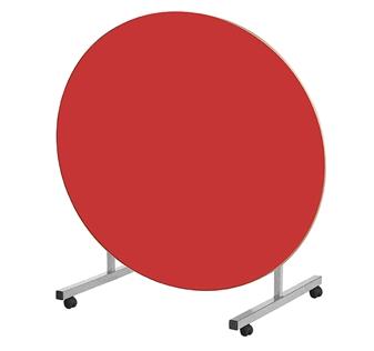 Circular Tilt Top Dining Table