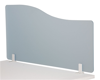 Acrylic Desktop Screen - Shaped