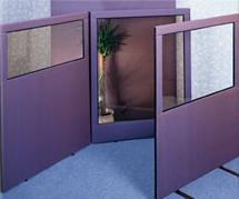 Contract Vision Floorstanding Screens