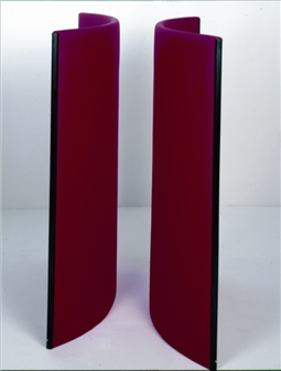Contract Curved Floorstanding Screens