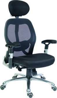 Mesh Back Executive Operator Chair
