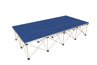 Ultralight Portable Folding Staging