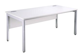 White Bench Desking
