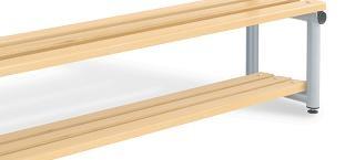 Optional Base Shelf Slats
