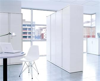 Contract Double Door Cupboards