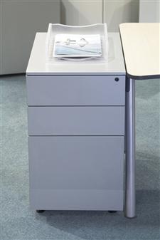 Desk-High Pedestal