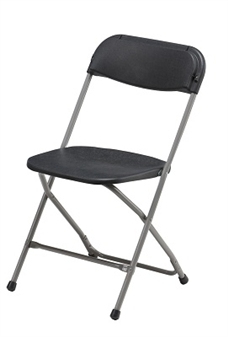 Reinforced Fold Flat Chair