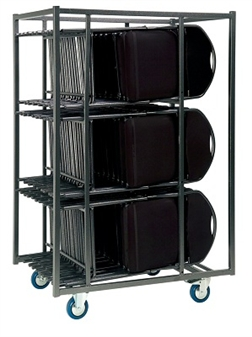 Chair Trolley (Holds Up To 30 Chairs)