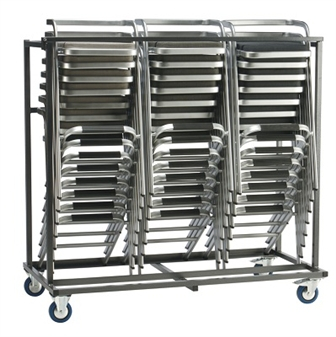 Trolley (Holds Up To 24 Stools)