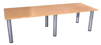 2 Metre Rectangular Table