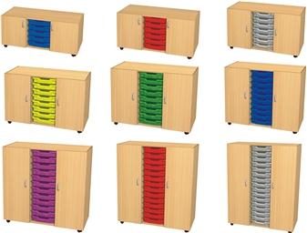 Cupboard - Tray - Cupboard Units
