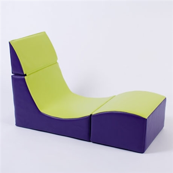 Single Seat Ergonomic Lounger