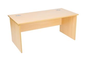 Rectangular Panel End Desk
