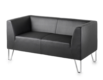 Linear 2-Seater Reception Chair