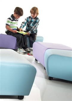 Zig Zag Junior Soft Seating