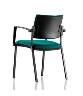 Viscount Stacking Chair - Vinyl