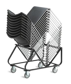 Steerable Chair Trolley