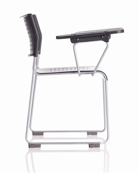 Twilight Chair With Writing Tablet