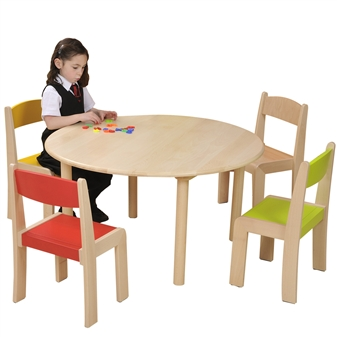 Beech Round Table