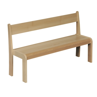 Beech Stacking Bench
