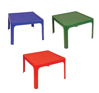 Kidz Plastic Tables