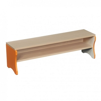Novo Bench Orange Edge
