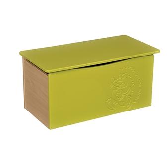 Novo Wooden Toybox - Green