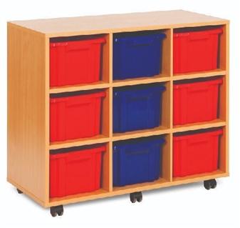 Budget Deep Tray Storage
