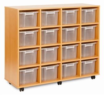Budget Deep Tray Storage - 12 Deep Trays
