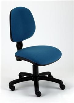 MIMPTP Medium-Back Anti-Tamper Classroom Chair - Vinyl