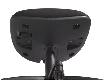 Single Button-Press Height-Adjustment Lever