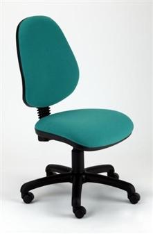 HIMPTP High-Back Anti-Tamper Classroom Chair - Vinyl