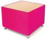 Childrens Vinyl Tub Designer Coffee Table