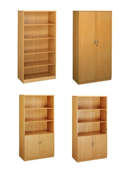 System Cupboards & Bookcases