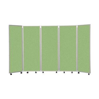 5 Panel in Fern