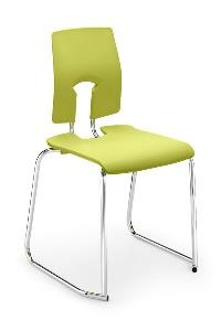 Hille SE Ergonomic Skid Chairs