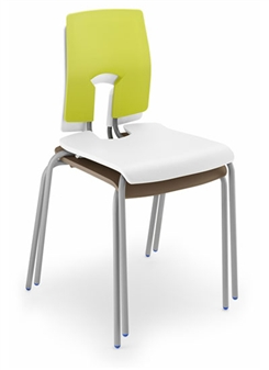 Hille SE 2-Tone Chairs