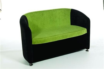 Tub Reception 2-Seater Sofa