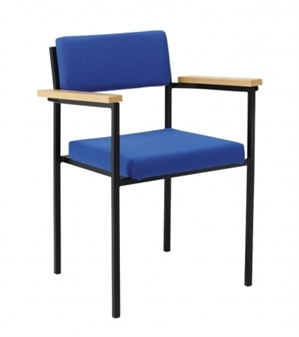 S19 Stacking Armchair - Vinyl