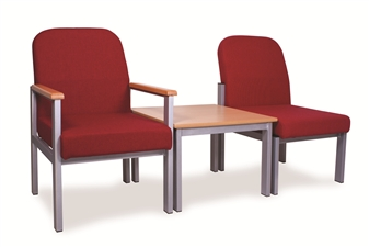 AV Heavy Duty Low Seating