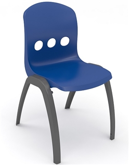 Blue Charcoal Legs