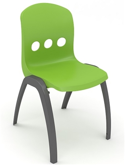 Green Charcoal Legs